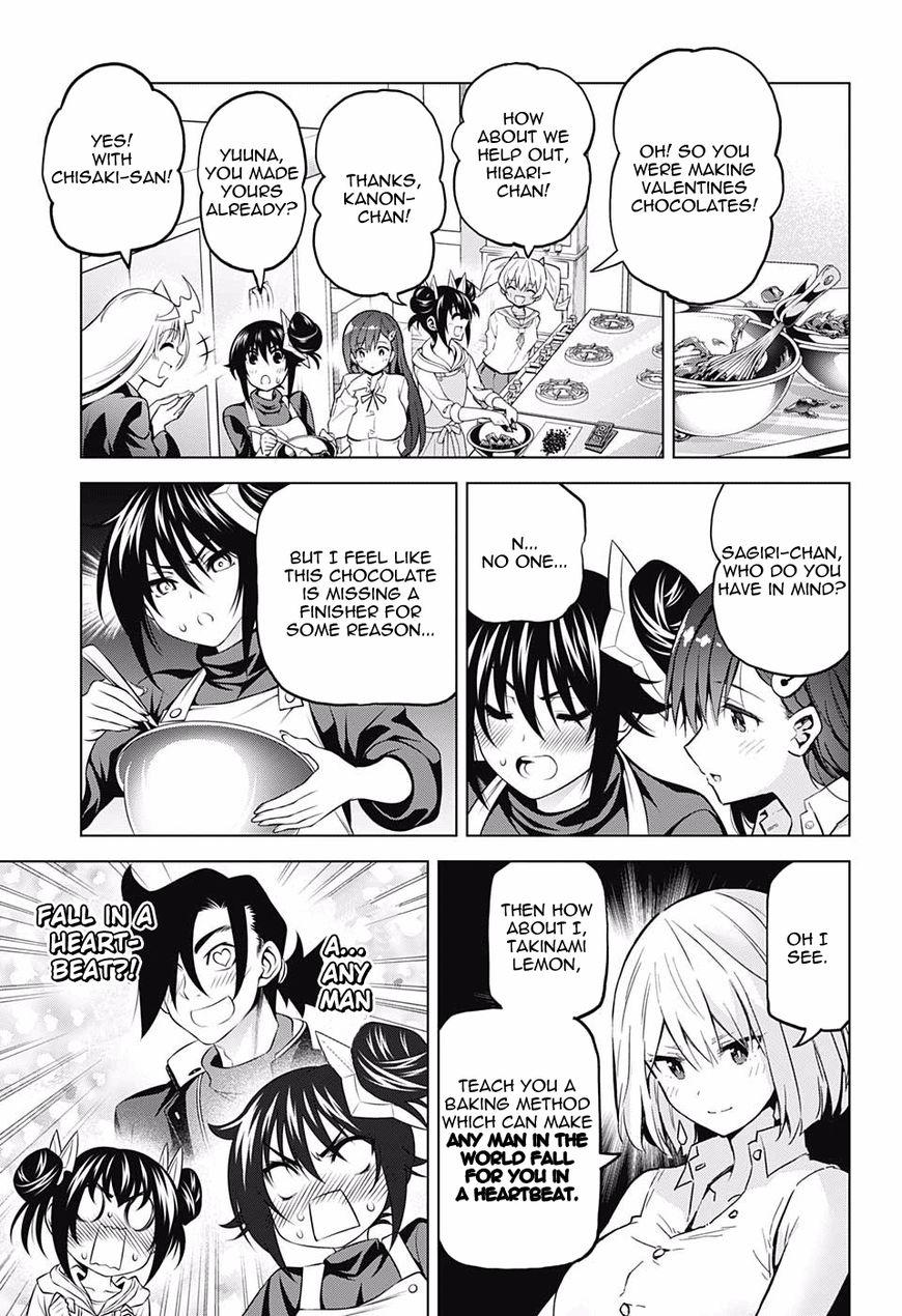 Yuragi-sou no Yuuna-san 146.5 Page 5