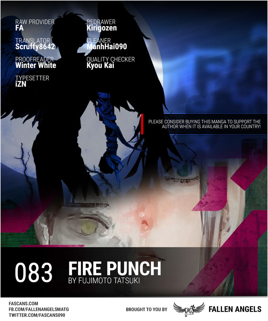 Fire Punch 83 Page 1