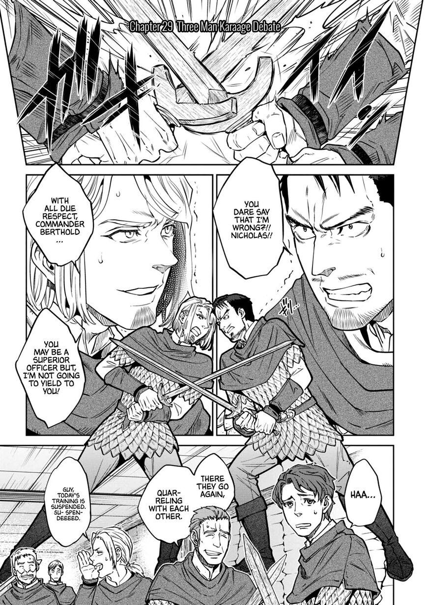 """Isekai Izakaya """"Nobu"""" 29 Page 2"""