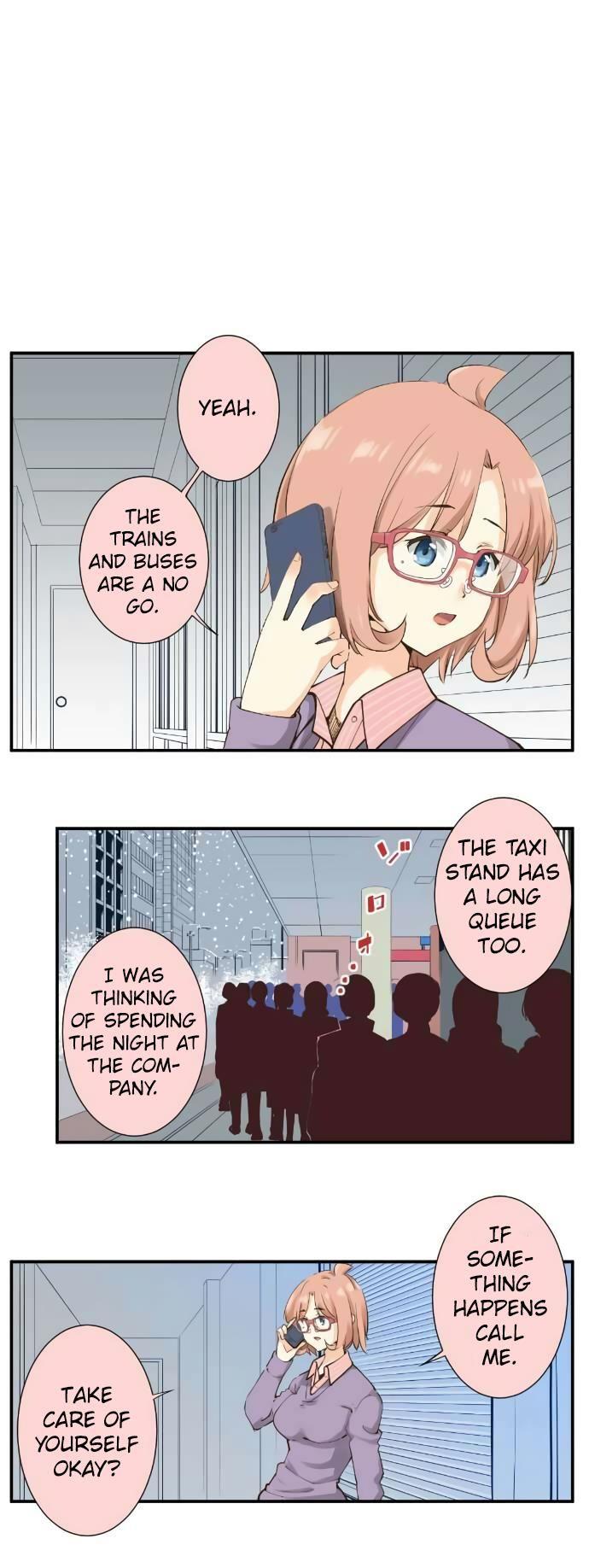 Amanogawa Ke No Yon Shimai 86 Page 1
