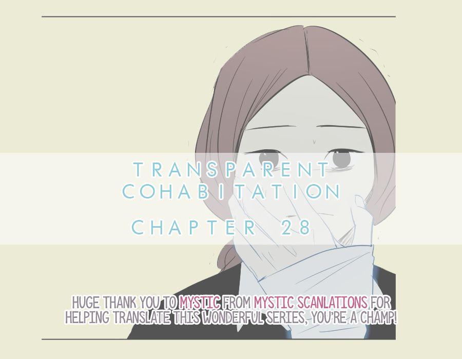 Transparent Cohabitation 28 Page 1