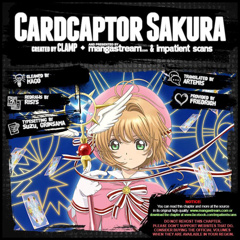 Cardcaptor Sakura - Clear Card Arc 28 Page 2
