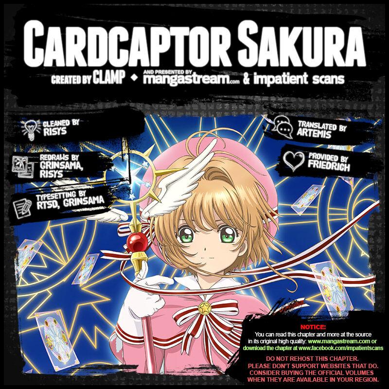 Cardcaptor Sakura - Clear Card Arc 36 Page 2
