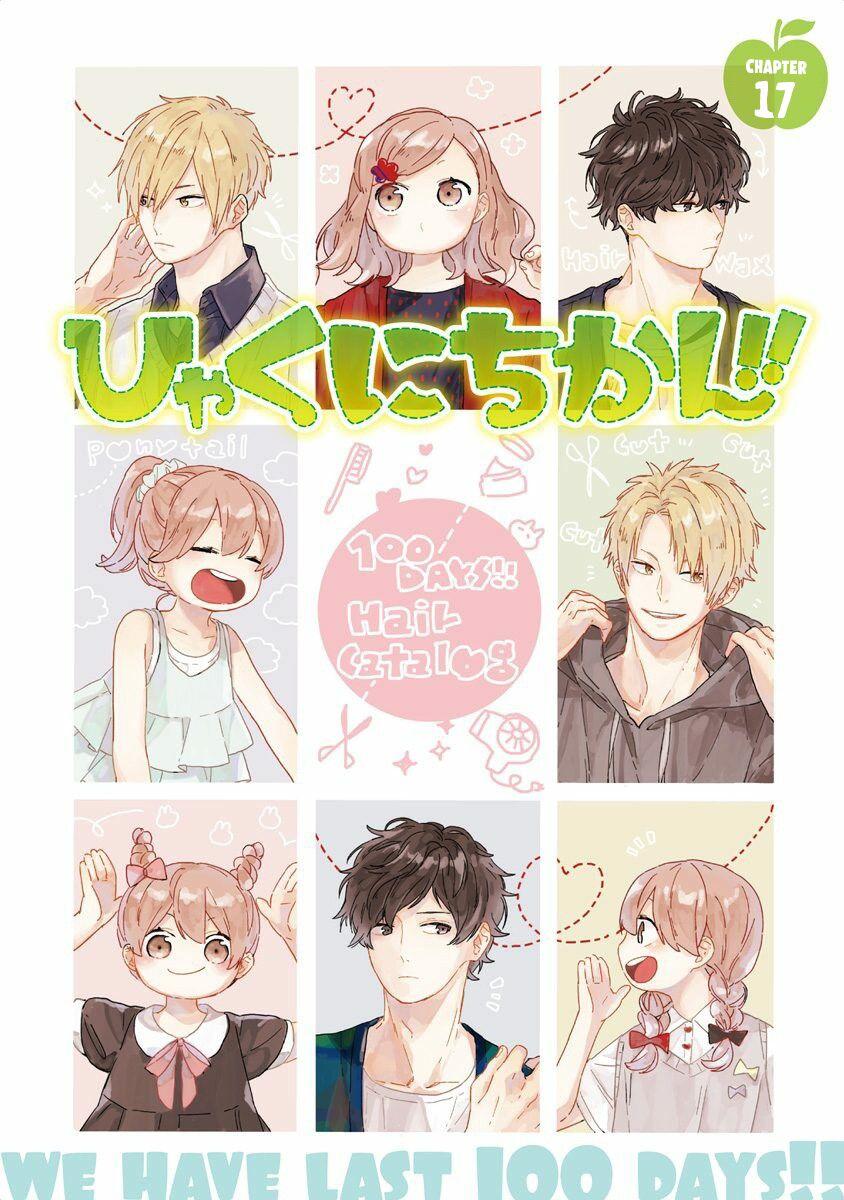 Hyakunichikan!! 17 Page 2