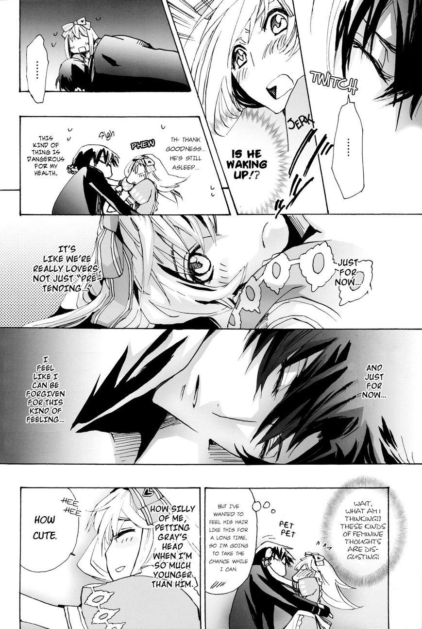 Black x Gold Anthology 2 Page 2