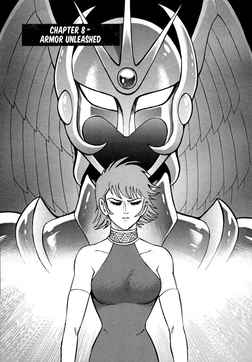 Devilman Saga 8 Page 1