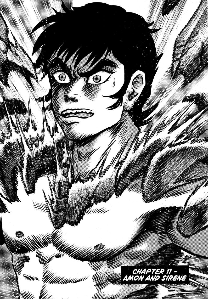 Devilman Saga 11 Page 1