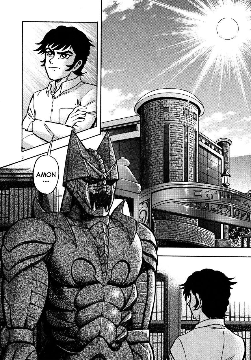 Devilman Saga 33 Page 2