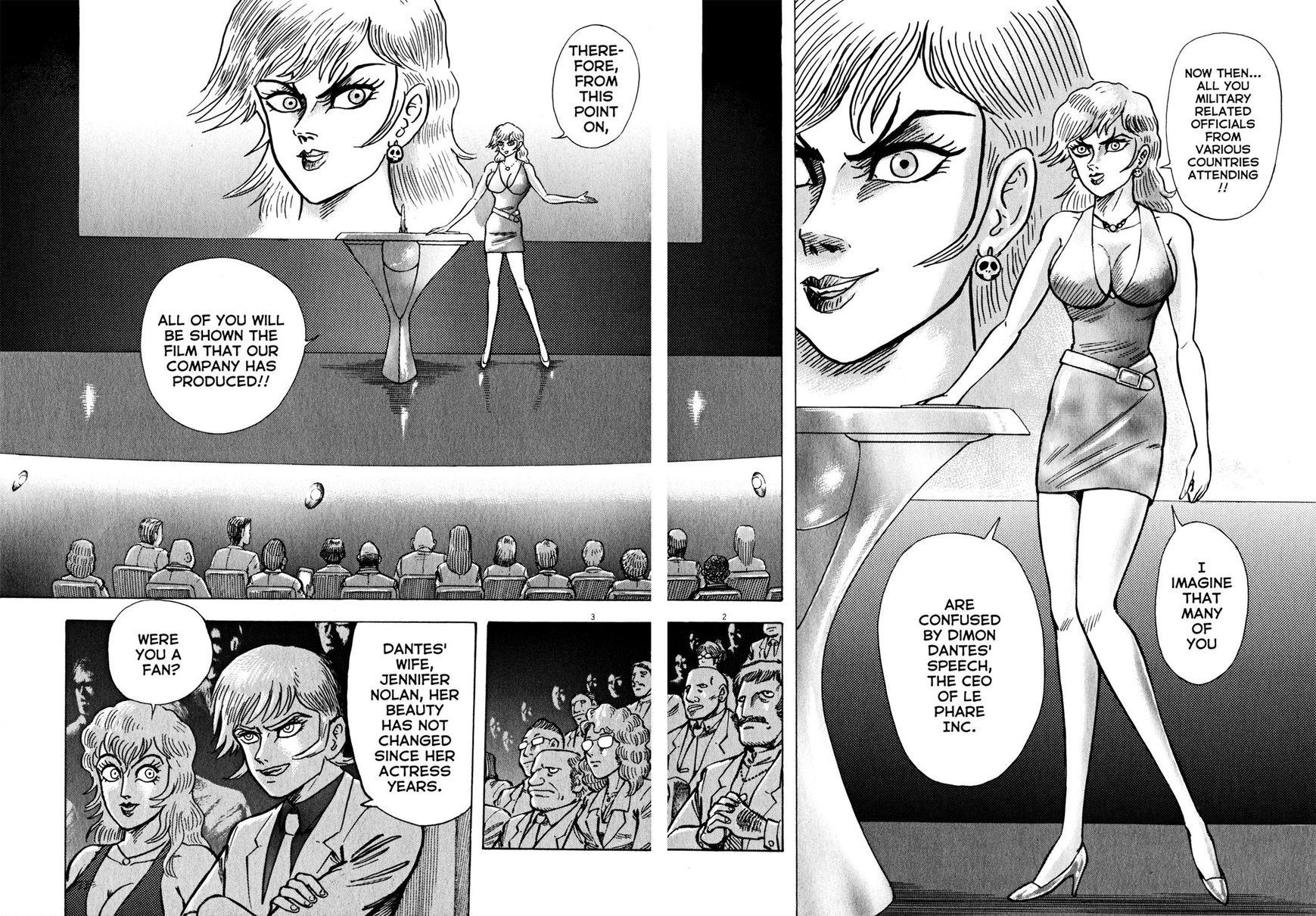 Devilman Saga 42 Page 2