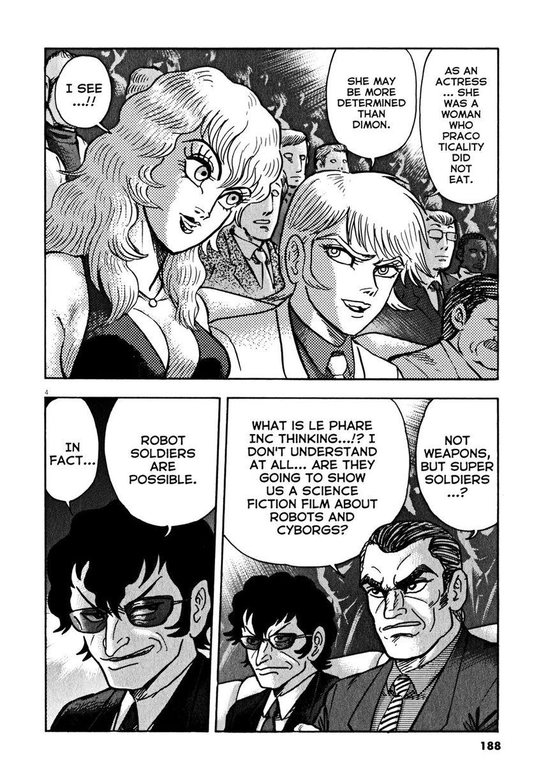 Devilman Saga 42 Page 3