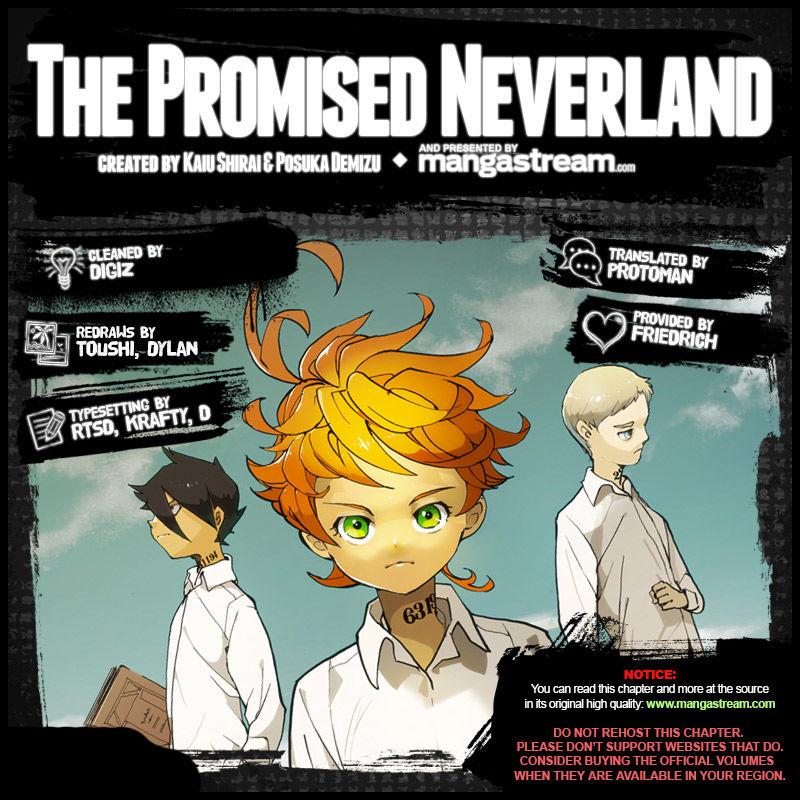 Yakusoku no Neverland 83 Page 2