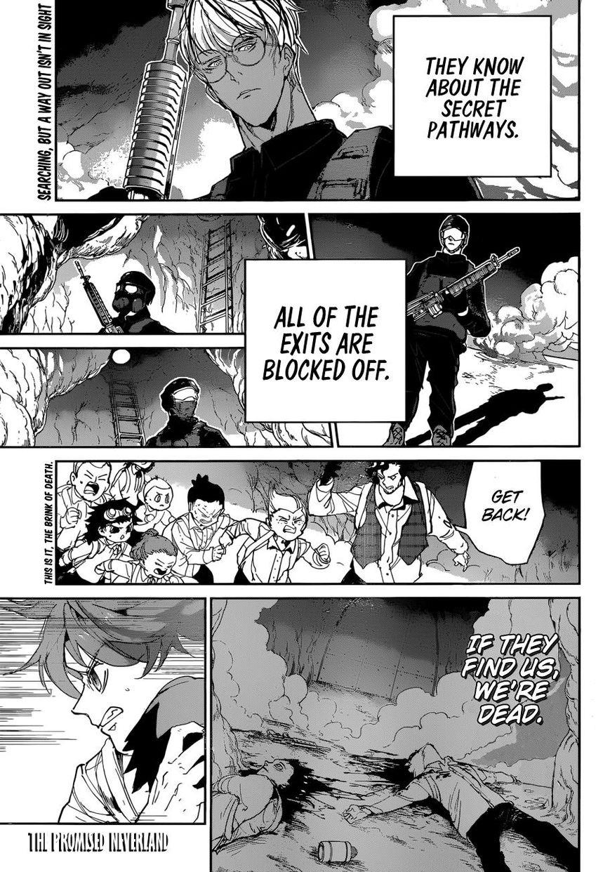 Yakusoku no Neverland 106 Page 1