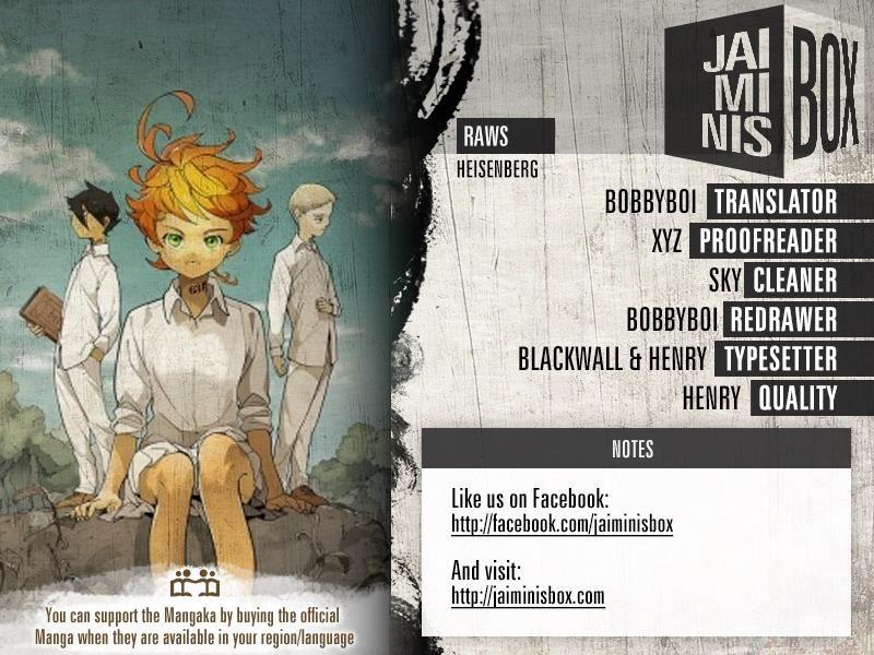 Yakusoku no Neverland 127 Page 2