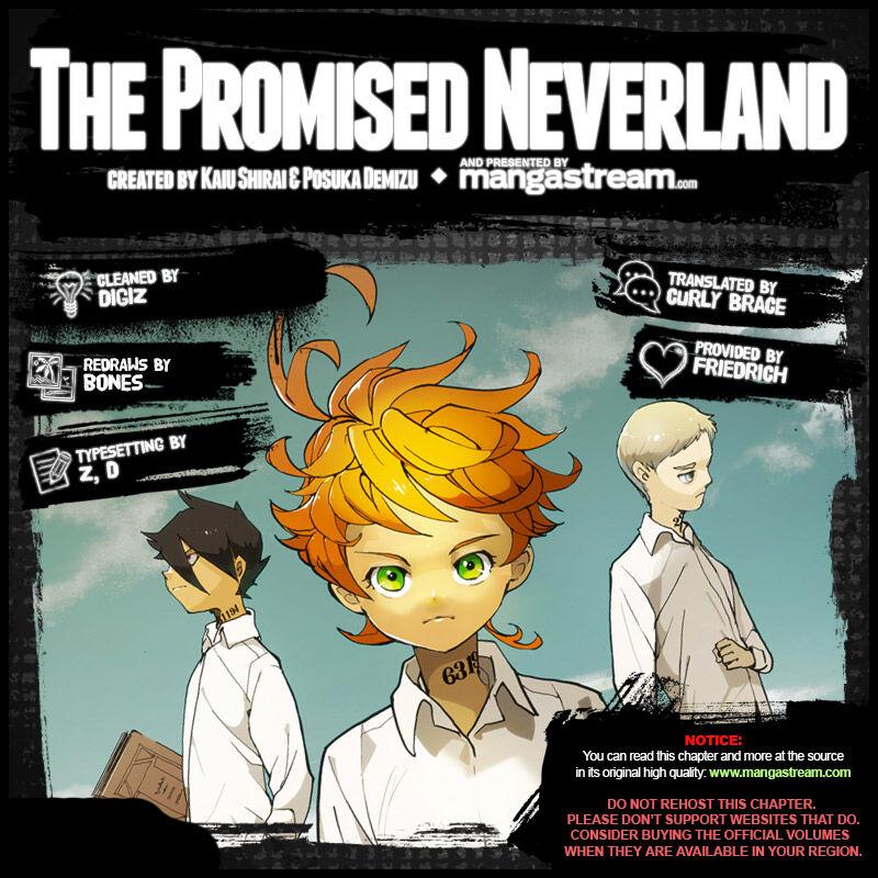 Yakusoku no Neverland 134 Page 2