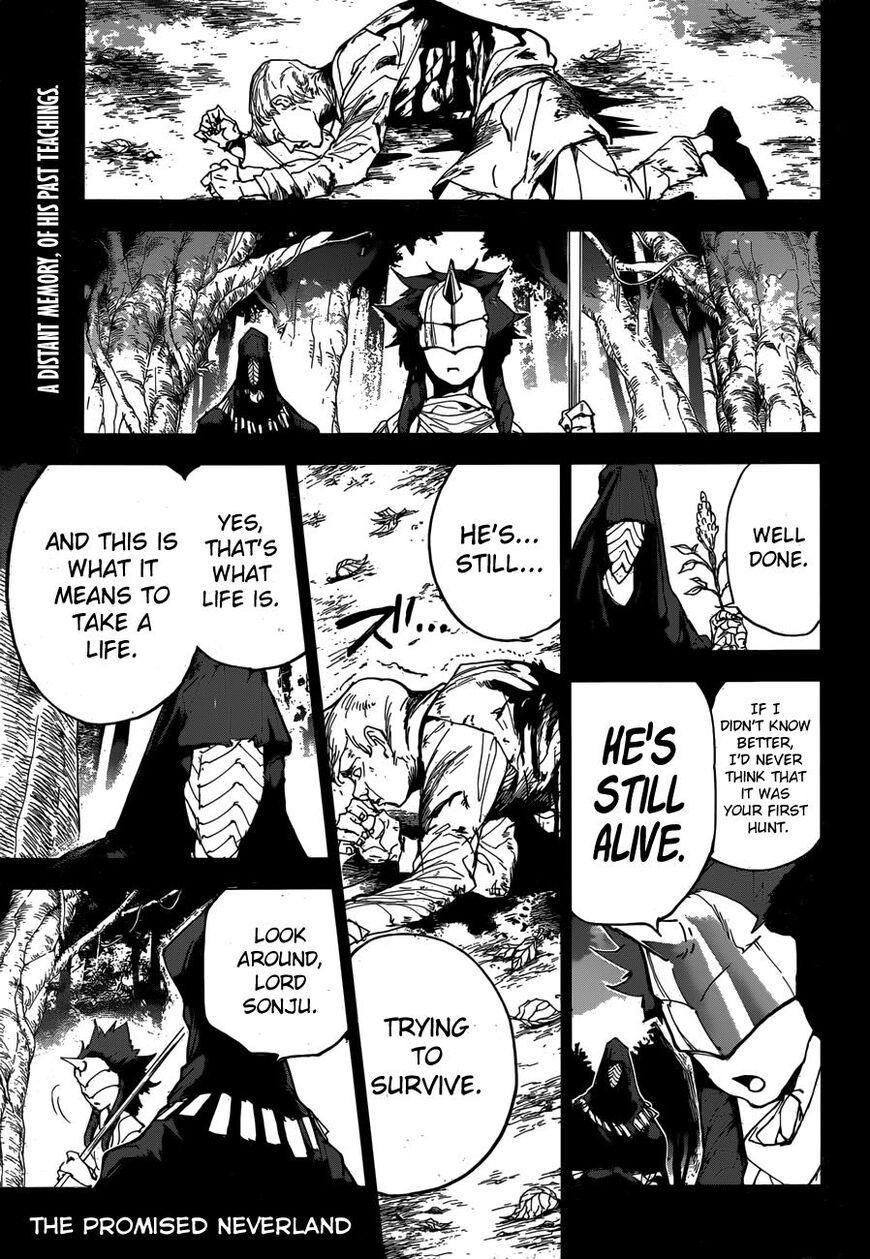 Yakusoku no Neverland 157 Page 1