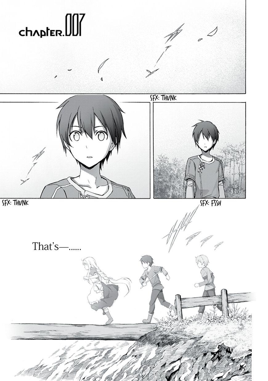 Sword Art Online - Project Alicization 7 Page 2