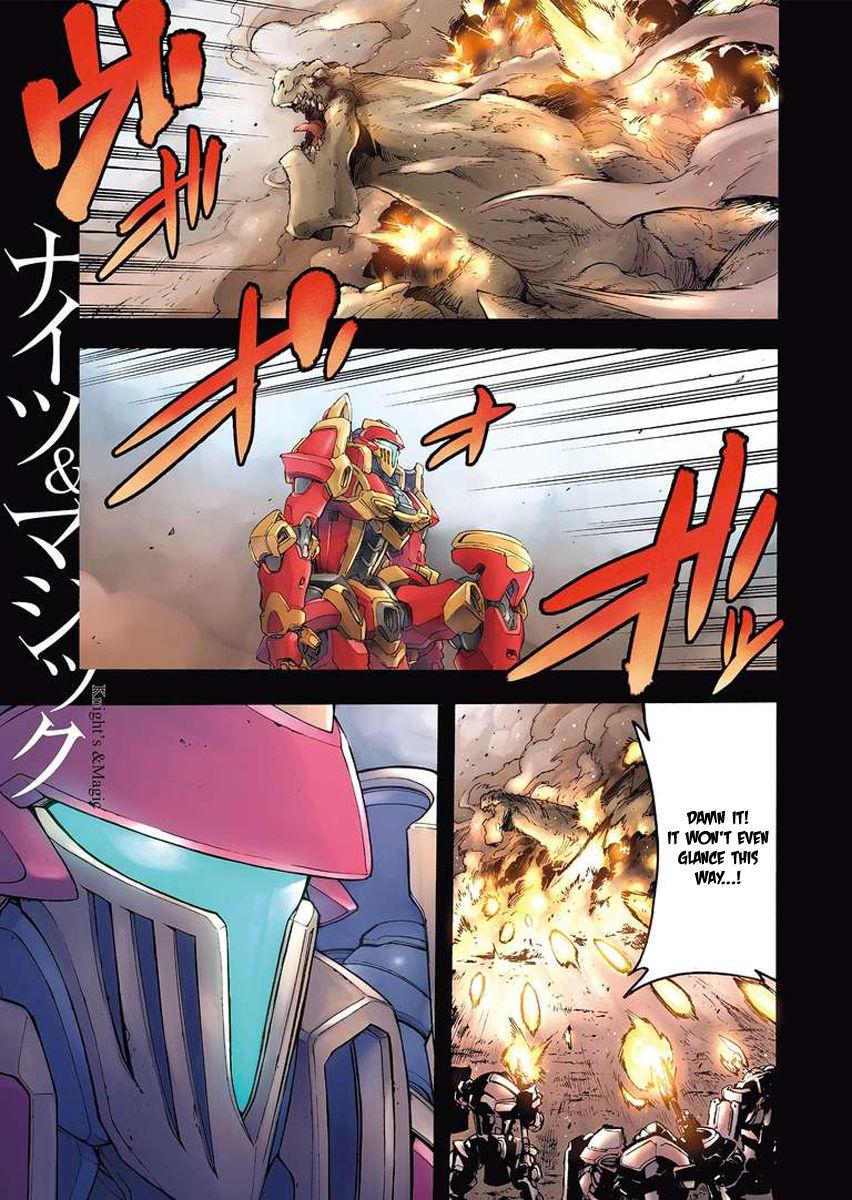 Knights & Magic 15 Page 2