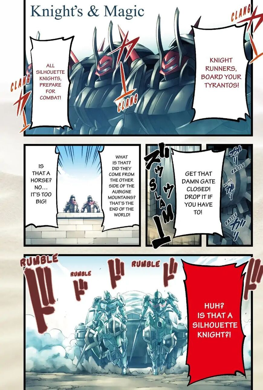 Knights & Magic 60 Page 2
