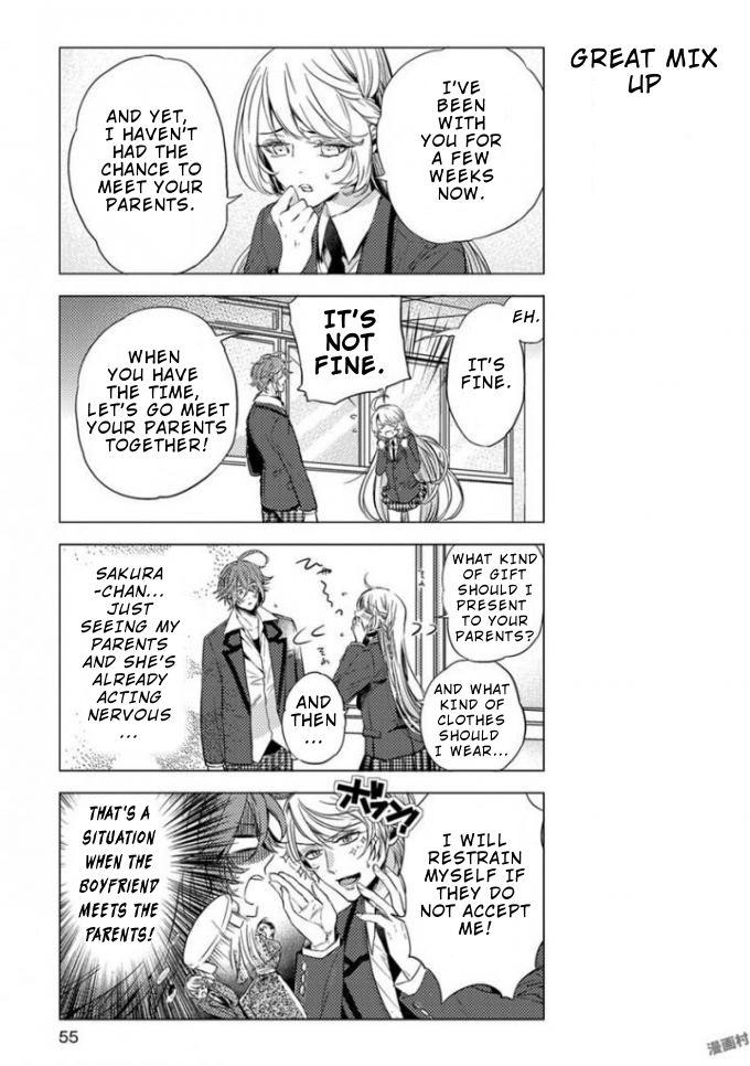 Nibun no Ichi Boyfriend 4 Page 4