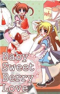 Mahou Shoujo Lyrical Nanoha dj - Baby Sweet Berry Love