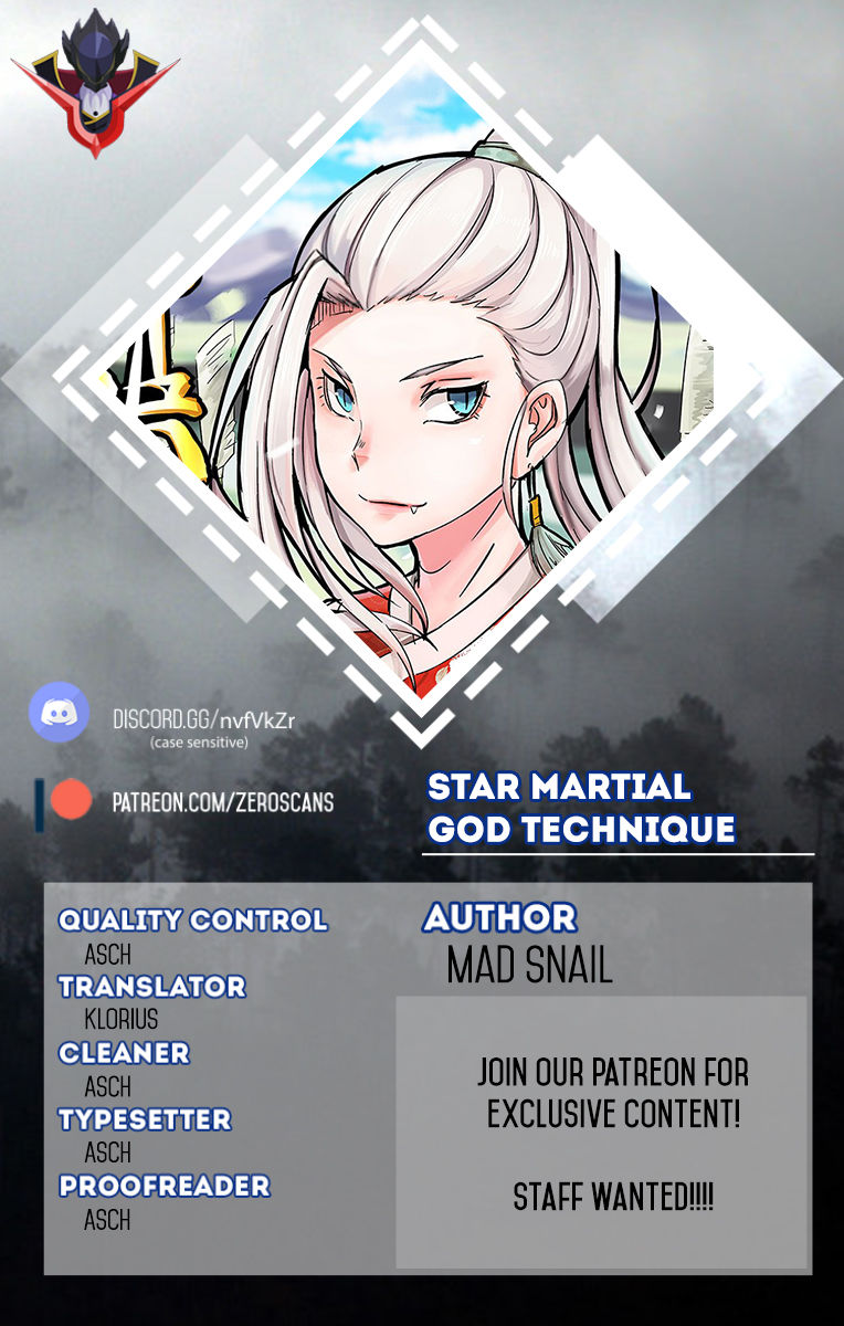 Star Martial God Technique 134 Page 1