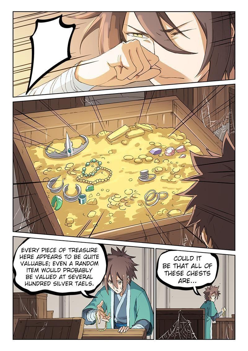 Star Martial God Technique 218 Page 2