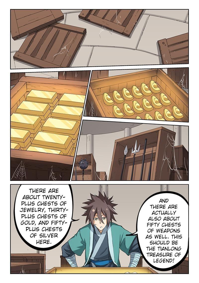 Star Martial God Technique 218 Page 3
