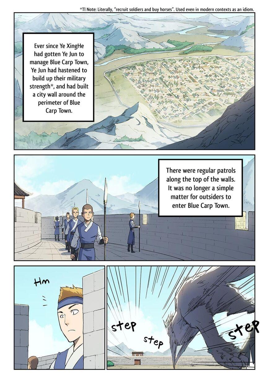 Star Martial God Technique 247 Page 2