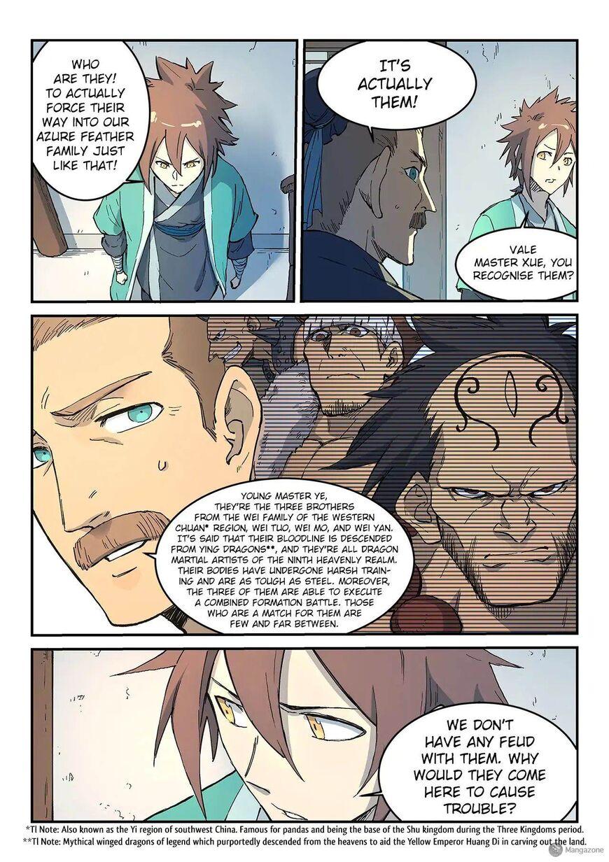 Star Martial God Technique 291 Page 2