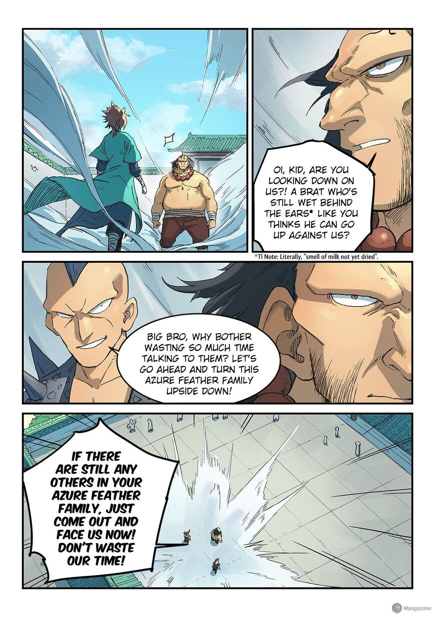 Star Martial God Technique 292 Page 2
