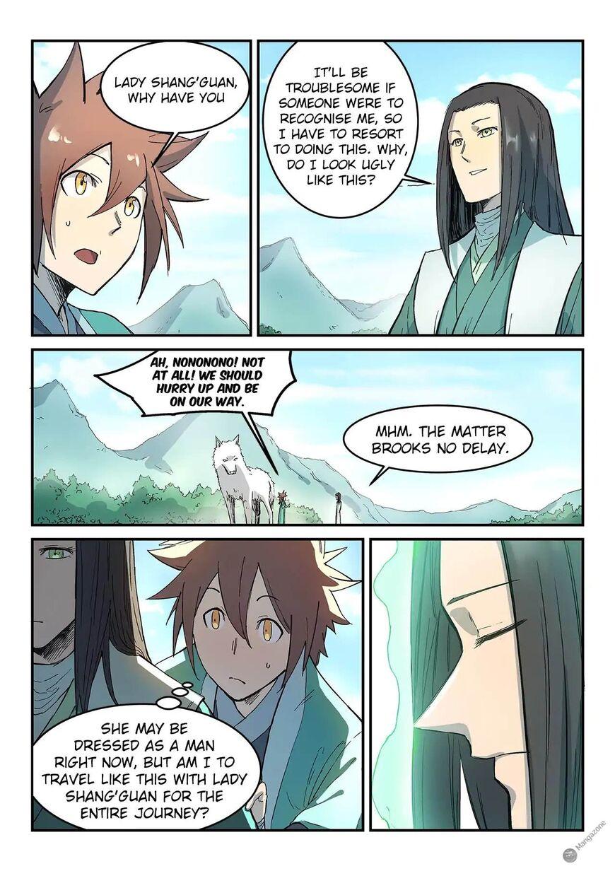 Star Martial God Technique 295 Page 2