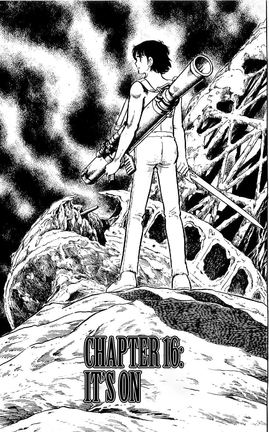 Ryuu 16 Page 1