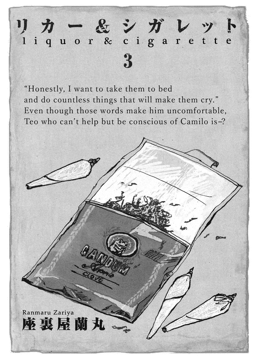 Liquor & Cigarette 3 Page 1