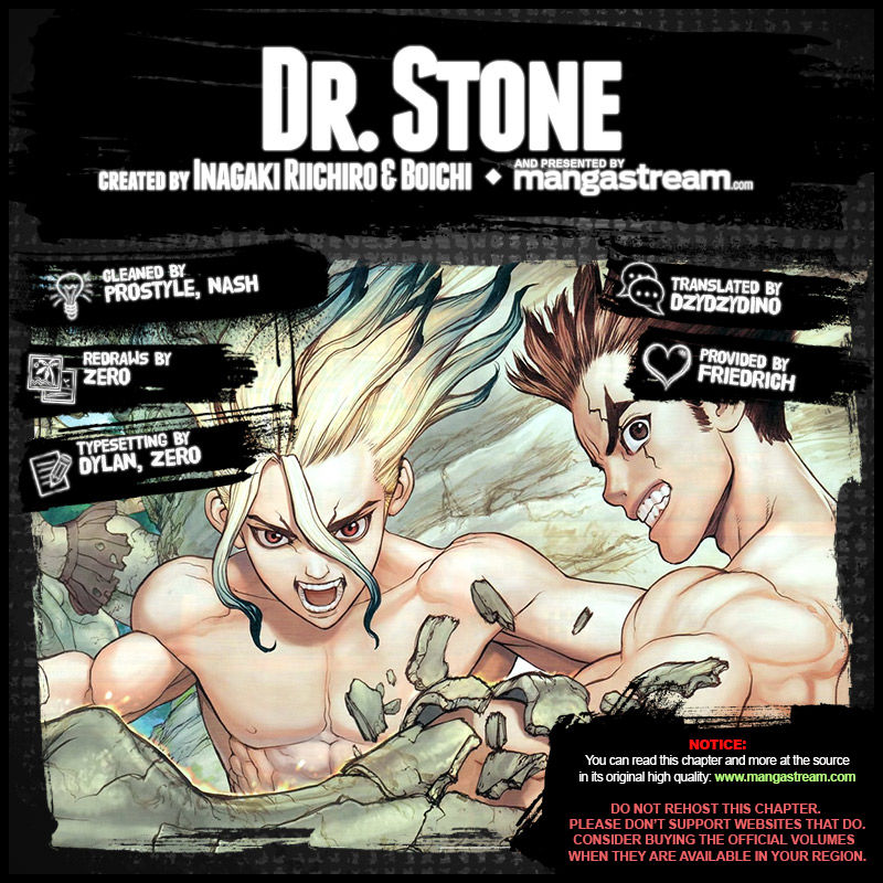 Dr. Stone 74 Page 2