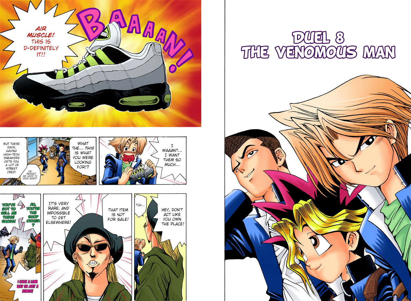 Yugioh [Colored Edition] 8 Page 2