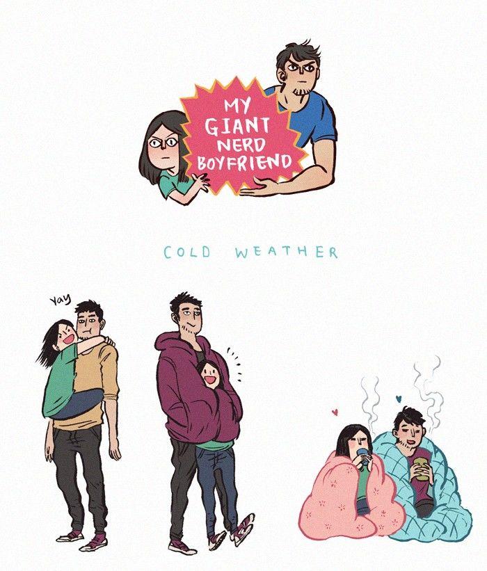 My Giant Nerd Boyfriend 2 Page 1