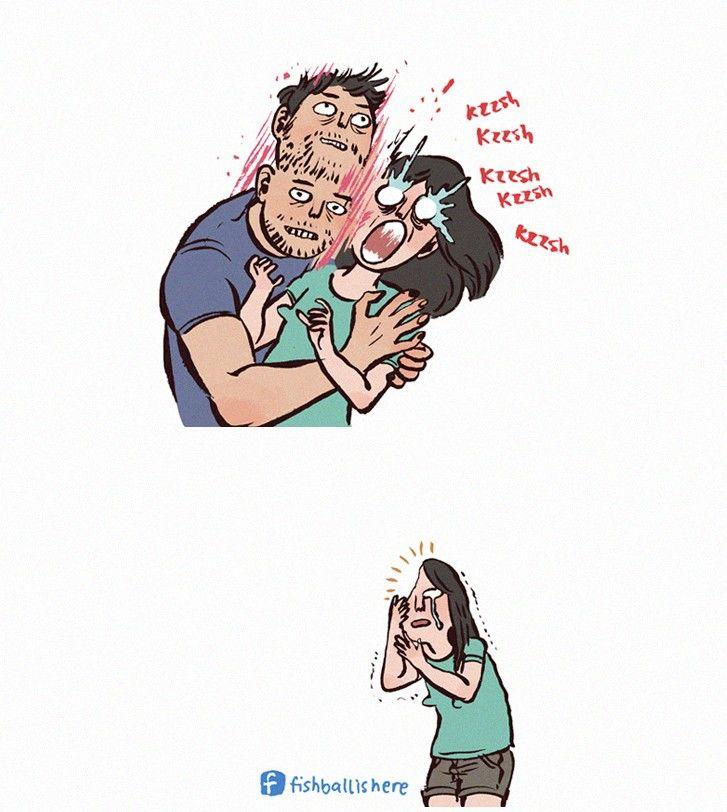 My Giant Nerd Boyfriend 5 Page 2