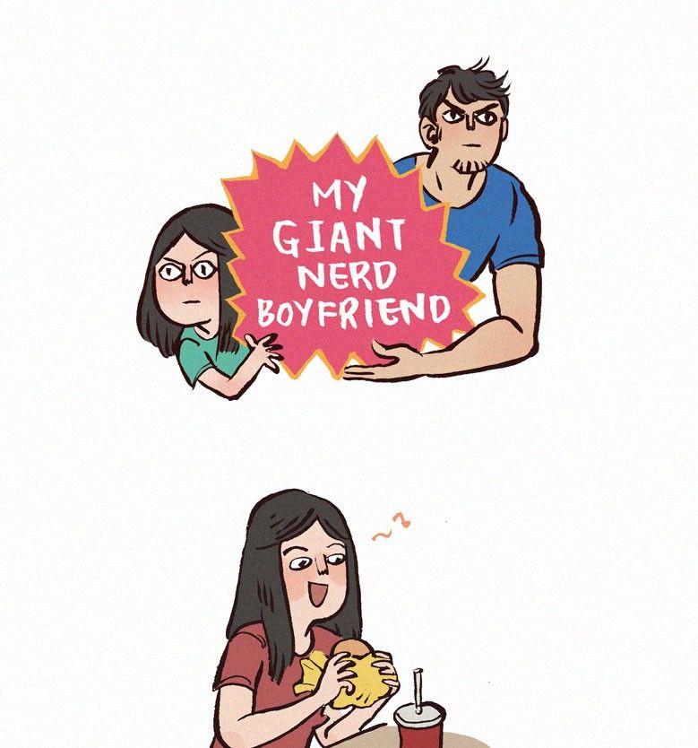 My Giant Nerd Boyfriend 28 Page 1