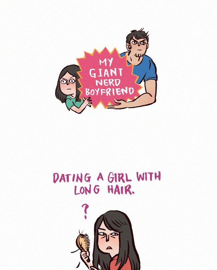 My Giant Nerd Boyfriend 33 Page 1