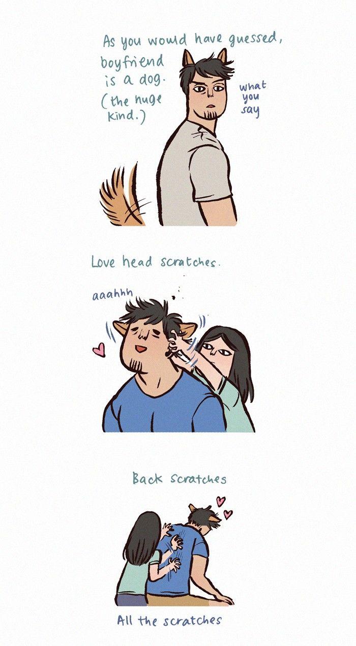 My Giant Nerd Boyfriend 58 Page 2