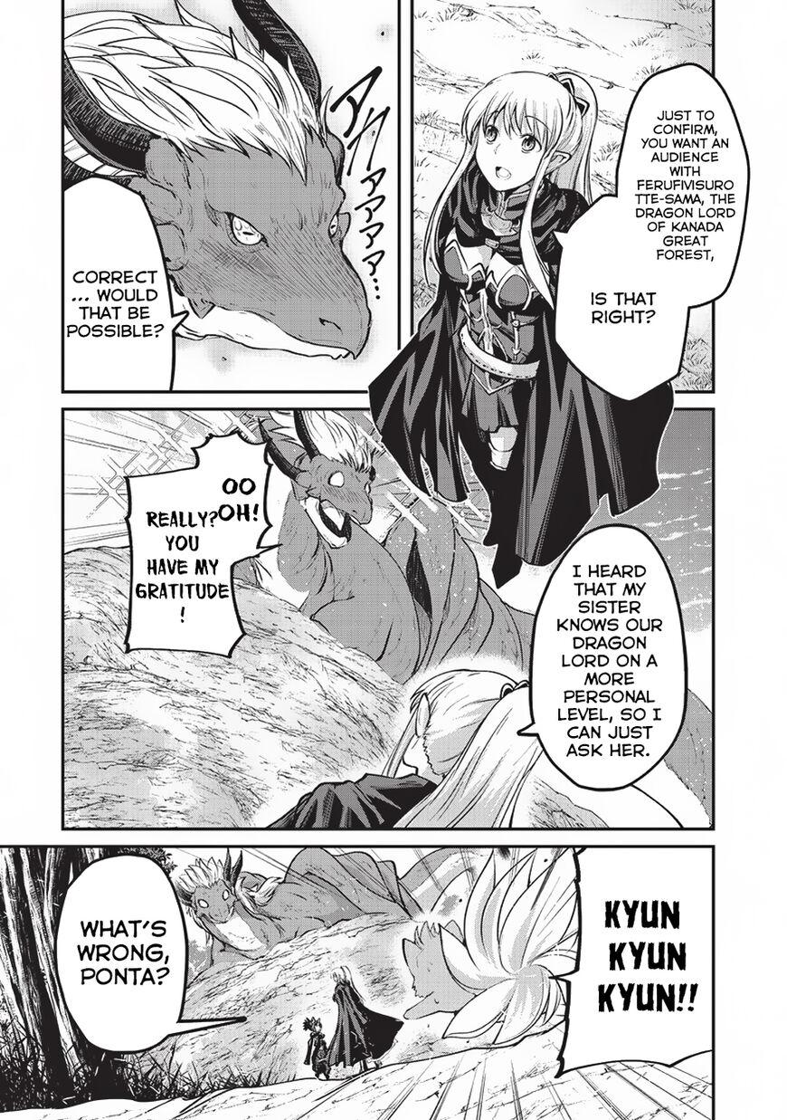 Gaikotsu Kishi-sama Tadaima Isekai e o Dekake-chuu 24 Page 2