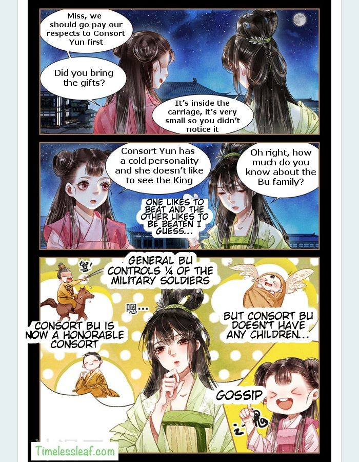Shen Yi Di Nu 58 Page 2