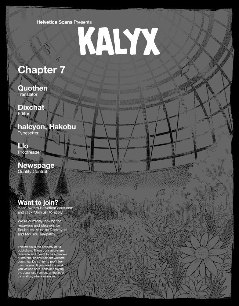 Kalyx 7 Page 1