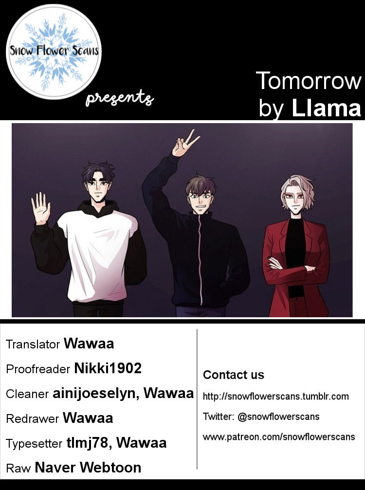 Tomorrow (Llama) 16 Page 1