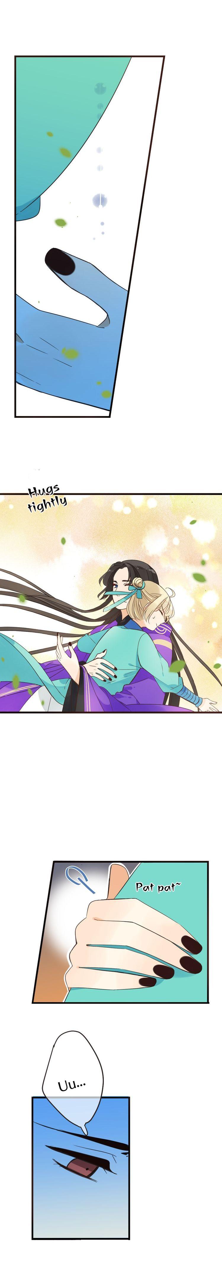 My Boyfriend is a Jinyiwei 118 Page 1