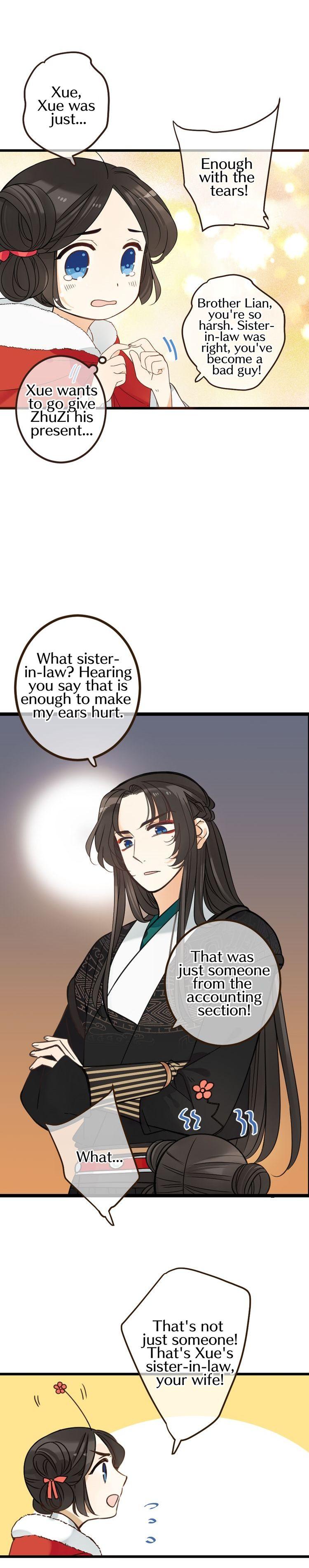 My Boyfriend is a Jinyiwei 122 Page 2