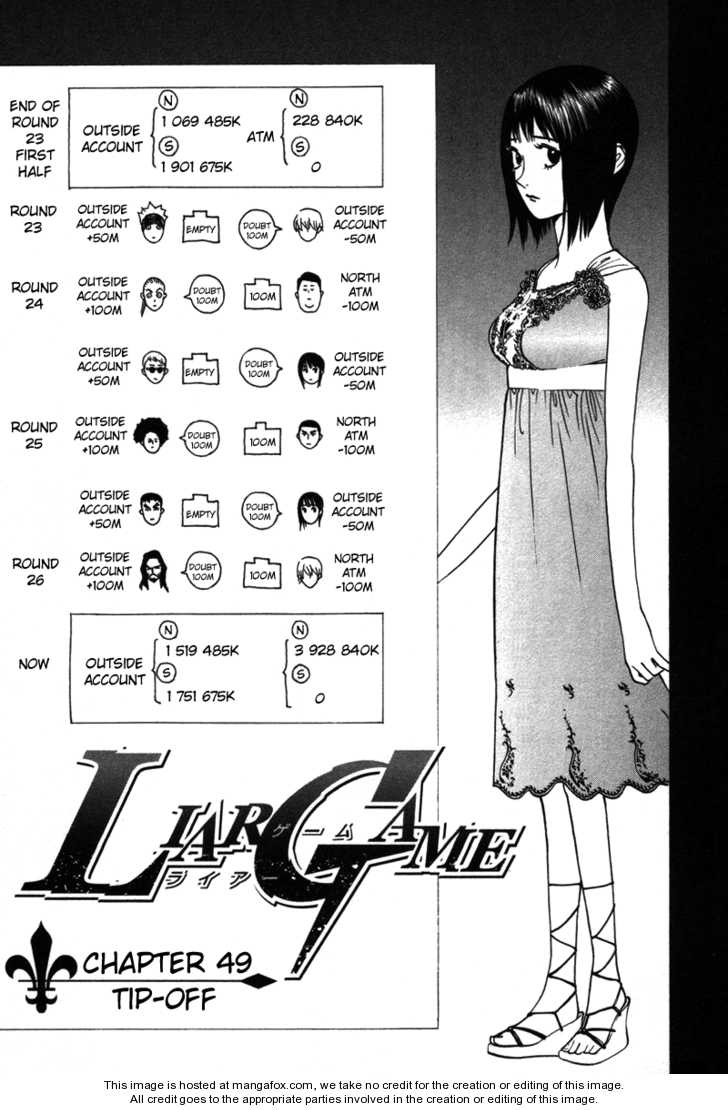 Liar Game 49 Page 2