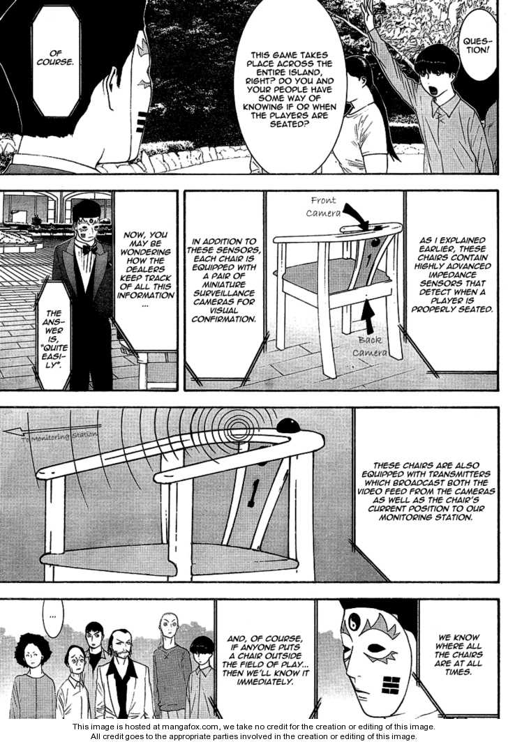 Liar Game 106 Page 3