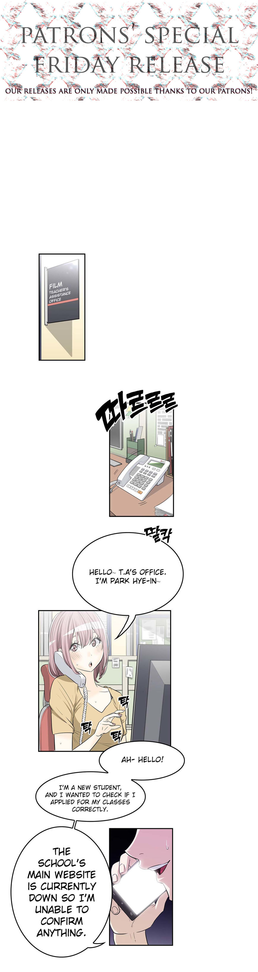 Pervert Club 16 Page 1