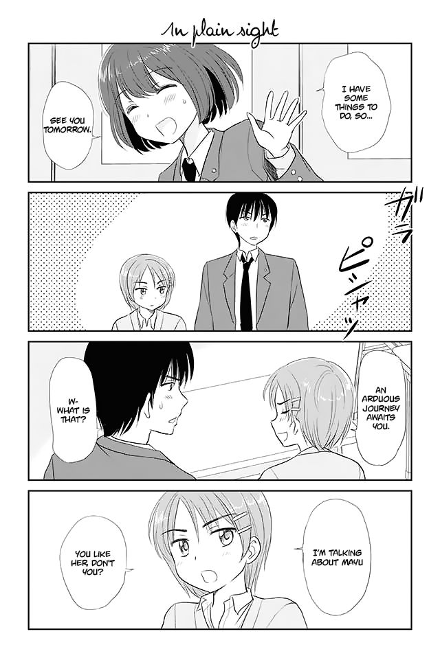 Otome Danshi ni Koisuru Otome 23 Page 1